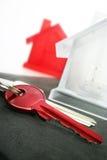ключи дома Стоковое Изображение