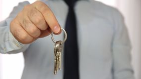 Ключи к новому дому видеоматериал