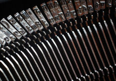Ключи машинки Стоковое Фото