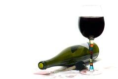 ключи питья выходят много к слишком Стоковое Изображение