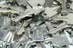 ключи пука Стоковые Фото