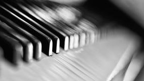 Ключи черно-белого стоковые фотографии rf