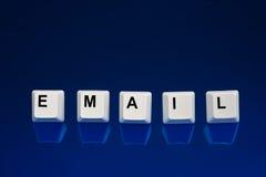 ключи электронной почты Стоковые Фотографии RF