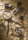 ключи 1 Стоковое фото RF