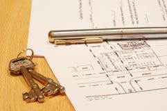 ключи Стоковая Фотография RF