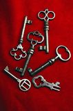 ключи Стоковые Изображения