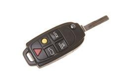 ключ автомобиля Стоковое Изображение