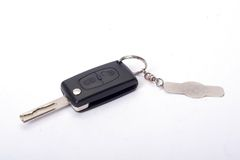 ключ автомобиля Стоковое Фото
