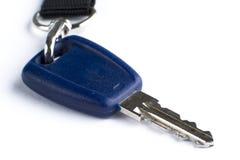 ключ автомобиля Стоковое фото RF