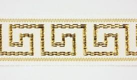 ключ грека полосы Стоковые Изображения RF