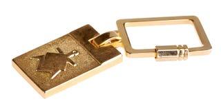 ключ держателя Стоковые Изображения RF