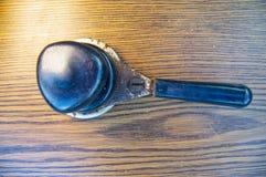 Ключ для консервации стеклянных опарников стоковое изображение