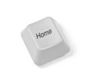 ключ компьютера кнопки Стоковое фото RF