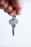 ключ руки Стоковые Фото