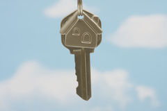 ключ дома Стоковая Фотография RF