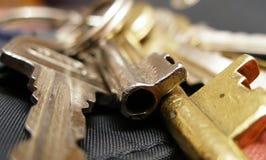 ключ Стоковые Фотографии RF