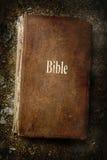 книга библии старая Стоковые Изображения RF