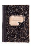 Книга в твердой обложке старой книги Стоковые Фото