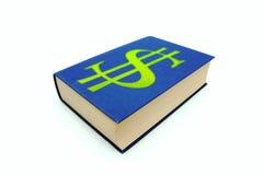 книга зарабатывая деньги Стоковая Фотография RF