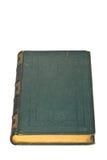 книга изолировала старую белизну Стоковая Фотография