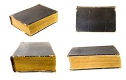 книга изолировала старую Стоковое фото RF