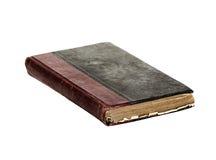 книга изолировала старую белизну Стоковое Изображение RF