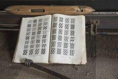 Книга картин на тени Стоковые Фотографии RF