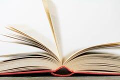 Книга на таблице Стоковое Фото