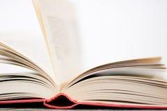 Книга на таблице Стоковая Фотография RF