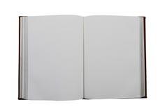 книга открытая Стоковая Фотография RF