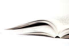книга открытая Стоковое фото RF