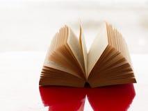 книга открытая Стоковые Фото