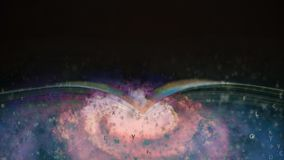Книга о приключениях космоса фантазия иллюстрация штока