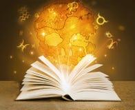 Книга пирата иллюстрация вектора