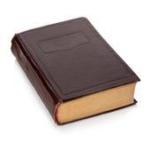 книга предпосылки изолировала старую белизну Винтаж Стоковые Фотографии RF
