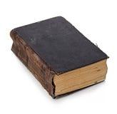 книга предпосылки изолировала старую белизну Винтаж Стоковая Фотография