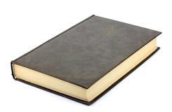 книга предпосылки изолировала старую белизну Стоковое Изображение