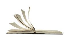 книга раскрыла Стоковые Фотографии RF