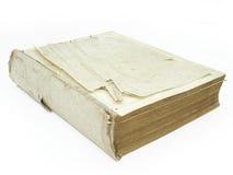 книга сломанная большая тонна страниц Стоковые Фотографии RF