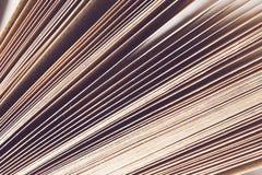 книга старая безшовная текстура страниц книги записывает старый сбор винограда Книги и чтение необходимы для улучшения собственно Стоковое Изображение