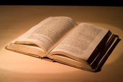 книга старая Стоковое Изображение