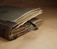 Книга стара, стекла, Стоковые Изображения