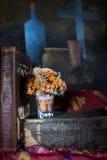 Книга, чтение, библия Стоковые Фото