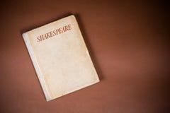 Книга Шекспир Стоковые Изображения