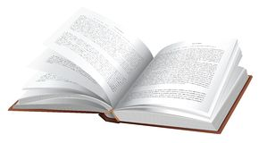 книга иллюстрация вектора