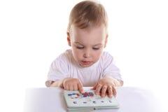 книга 2 младенцев стоковые изображения rf