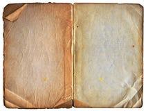 книга 2 открытая Стоковые Изображения RF