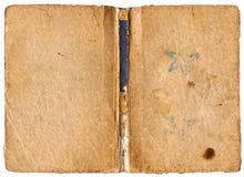 книга 3 открытая Стоковая Фотография