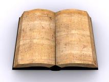 книга 3d Стоковая Фотография RF