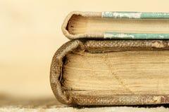 2 книги закрыты Стоковое Изображение RF